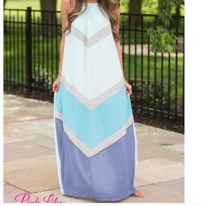 Dresses & Skirts - Brand New Chevron Dress